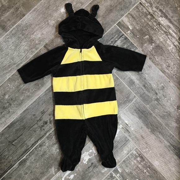 baby bumblebee halloween costume 0 3 months